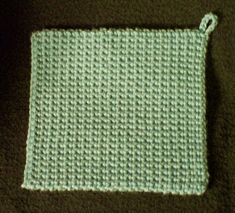 The Best Crocheted Potholder Crocheted Kitchen My Patterns