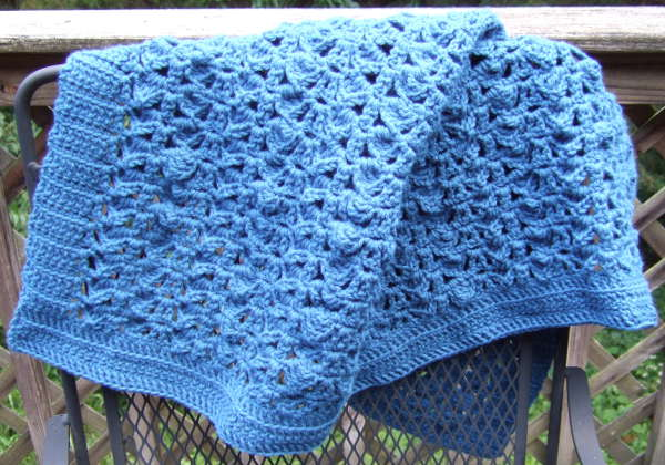 Butterfly Lace Blanket - Afghans Crocheted My Patterns - - Mama\'s ...
