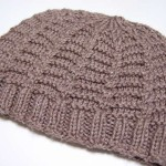 Climbing Frame Hat for Straight Needles