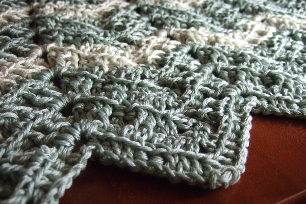 Ribbed Ripple Reversible Afghan - Afghans Crocheted My Patterns ...