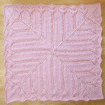 Tiffany Lace Baby Blanket