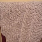Wavy Baby Blanket